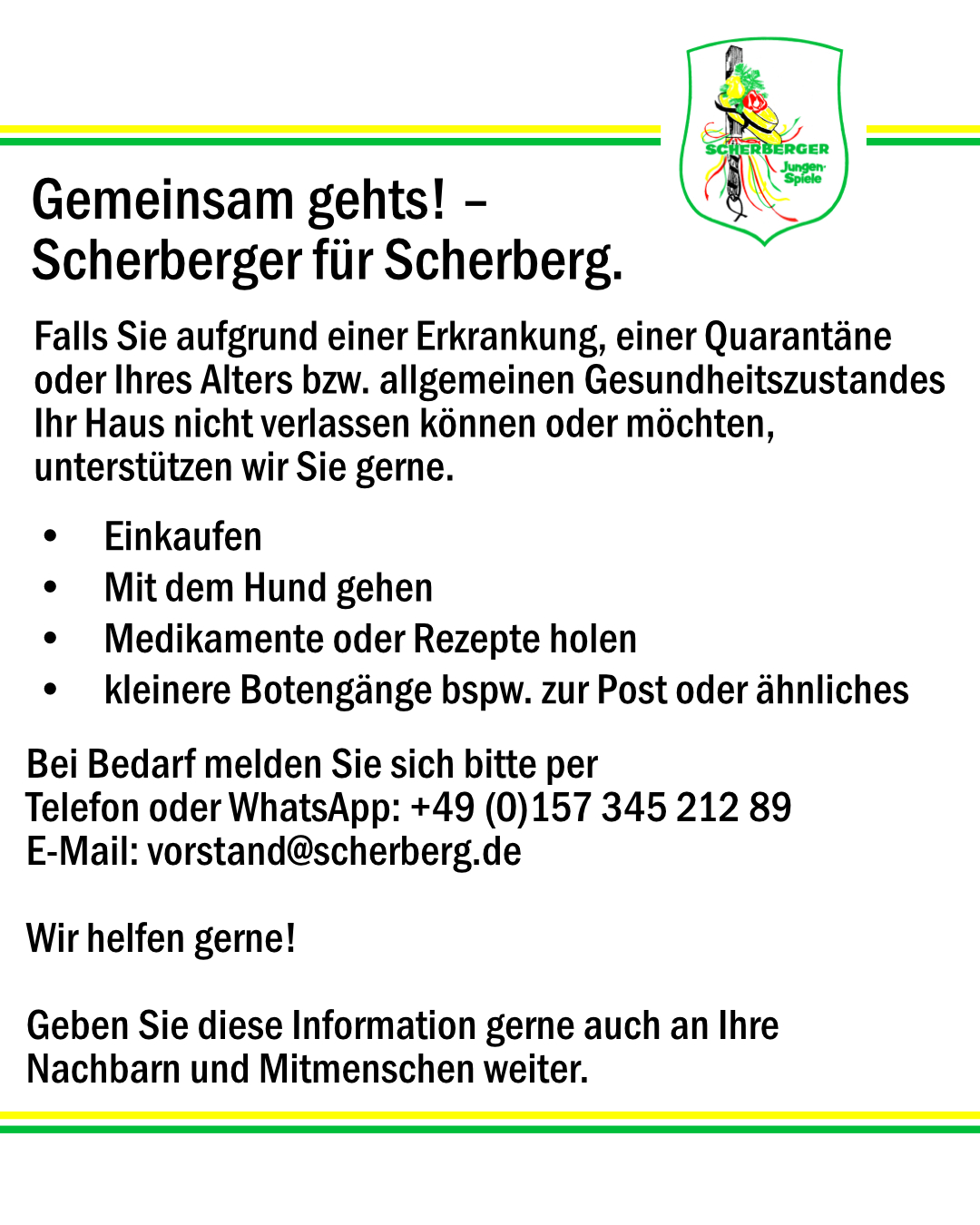 Scherberg